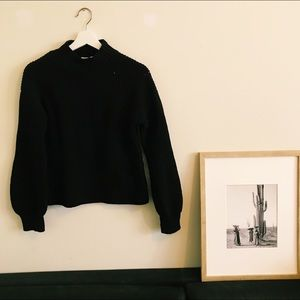 Black Gap Sweater.